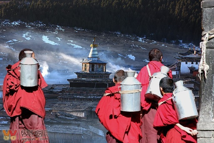 歌谱 西藏无言